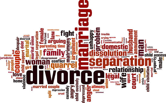 Here are 5 words/phrases to ban from your divorce vocabulary to ensure the best outcome for you.