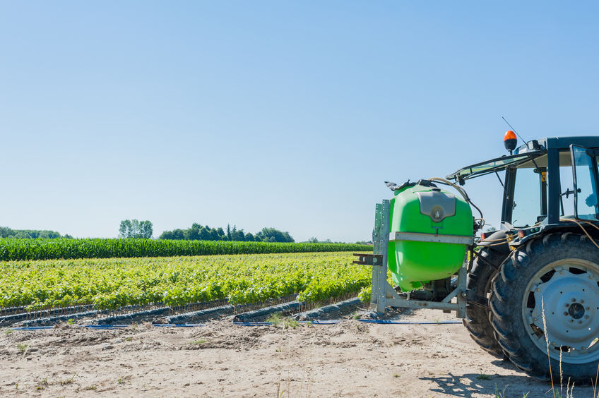 Pesticide Handling Rules Tightened by EPA