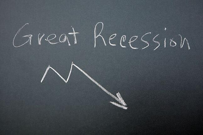 How the Great Recession changed risk management.