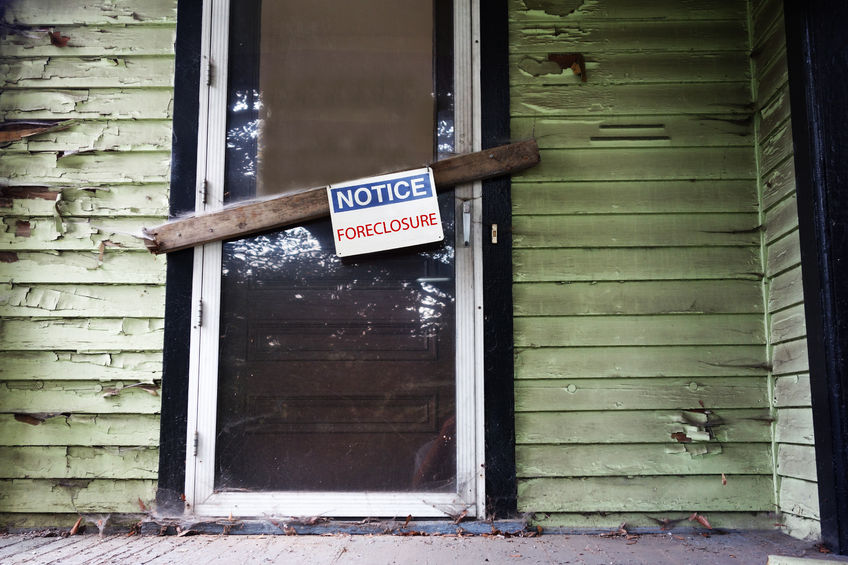 Foreclosure or Forbearance: Part I