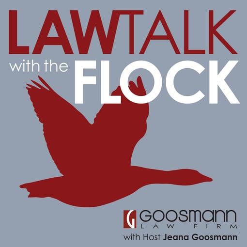 Law Talk w the Flock Podcast Artwork_3000x3000px