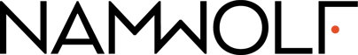 new NAMWOLF logo - color